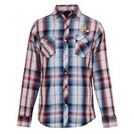 Burnside Plaid Shirt - Men's