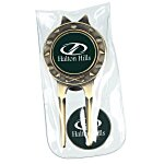 Deluxe Divot Tool and Marker Set