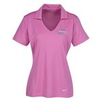 Nike Performance Vertical Mesh Polo - Ladies'