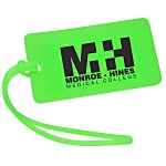 Rectangle Luggage Tag  - 2