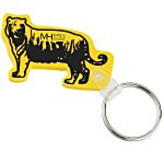 Tiger Soft Keychain - Opaque