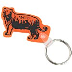 Tiger Soft Key Tag - Translucent