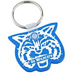 Wildcat Soft Keychain - Translucent