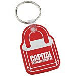 Lock Soft Keychain - Translucent