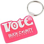 Vote Soft Key Tag - Translucent
