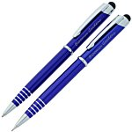 Aria Twist Metal Pen & Pencil Set