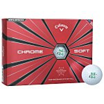 Callaway Chrome Soft Golf Ball - Dozen - Standard Ship