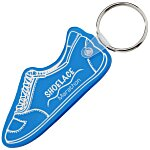 Running Shoe Soft Key Tag - Translucent
