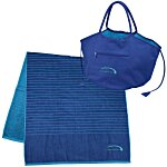 Reversible Towel and Tote Set