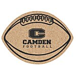 Cork Coaster - Football