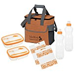 Chic Retangle Picnic Cooler Set