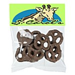 Snack Treats - Mini Milk Chocolate Pretzels