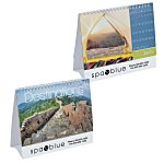 Picture Flip Destination Desk Calendar