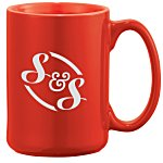 Infinite Ceramic Mug - 14 oz.- Laser Imprint - 24 hr