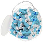 Lip Balm Tub - 100 pieces - 24 hr