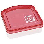 Cool Gear Snap & Seal Sandwich Container