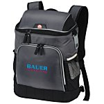 Igloo Juneau Backpack Cooler - Embroidered