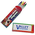 Crayon 4-Pack - 24 hr