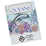 Stress Relieving Adult Coloring Book - Ocean