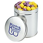 Colorful Popcorn Gift Tin