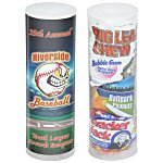 Baseball Snack Tube