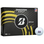 Bridgestone Tour B330 Golf Ball - Dozen - Quick Ship