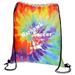 Tie-Dye Drawstring Sportpack