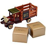 Vintage Stake Truck - Chocolate Almonds & Jumbo Cashews