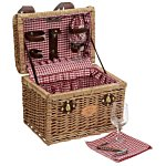 Picnic Time Chardonnay Wine Basket