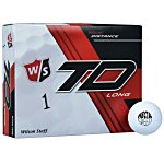 Wilson Staff True Distance Golf Ball - Dozen