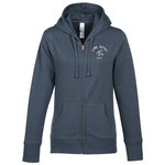 Econscious 9 oz. Full-Zip Hoodie - Ladies