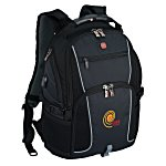 Wenger Pro II 17 quot  Laptop Backpack - Embroidered 6c25ada79c