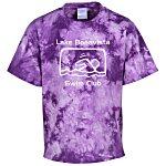Crystal Tie-Dye T-Shirt - Youth