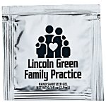 Sanitizer Gel Packet - 0.1 oz.
