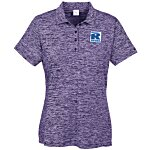 Voltage Heather Polo - Ladies