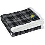 Flannel Sherpa Blanket