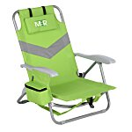 Koozie® Clearwater Beach Backpack Chair