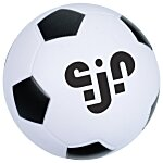 Sports Squishy Stress Reliever - Soccer Ball