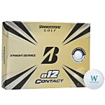 Bridgestone E12 Contact Golf Ball - Dozen