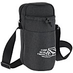 Traver rPET Adjustable Sling Cooler with Pouch