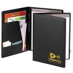 Pacesetter Executive Leather Folder