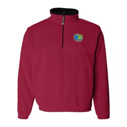 View a larger, more detailed picture of the Colorado Trading 1 2-Zip Fleece Pullover