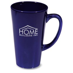 View a larger, more detailed picture of the Firehouse Mug - Colored - 16 oz