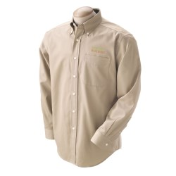 View a larger, more detailed picture of the Devon & Jones Advantage Twill Shirt