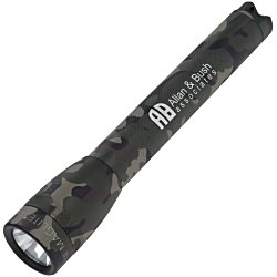 View a larger, more detailed picture of the Mini MagLite Flashlight - 5-3 4 - Camo