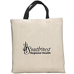 View a larger, more detailed picture of the Economy Tote Bag - Medium - Natural
