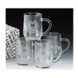 View a larger, more detailed picture of the Hayworth Mug - 10 oz - Smooth Set