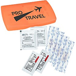 View a larger, more detailed picture of the Primary Care First Aid Kit - Translucent