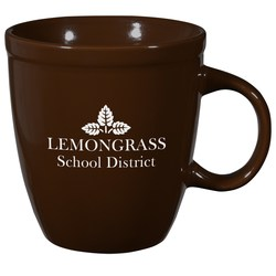 View a larger, more detailed picture of the Mocha Ceramic Mug - 20 oz