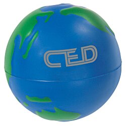 View a larger, more detailed picture of the Global Design Stress Ball